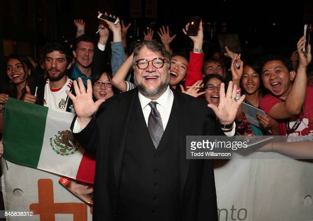 Director Guillermo del Toro attends Fox Searchlight's The Shape Of Water TIFF Screening at Elgin and Winter Garden Theatre Centre on September 11...