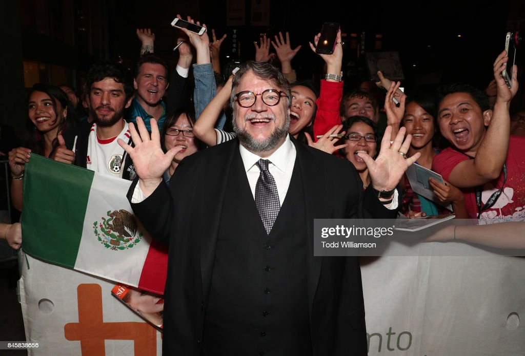 Director Guillermo del Toro attends Fox Searchlight's 'The Shape Of Water' TIFF Screening at Elgin and Winter Garden Theatre Centre on September 11, 2017 in Toronto, Canada.