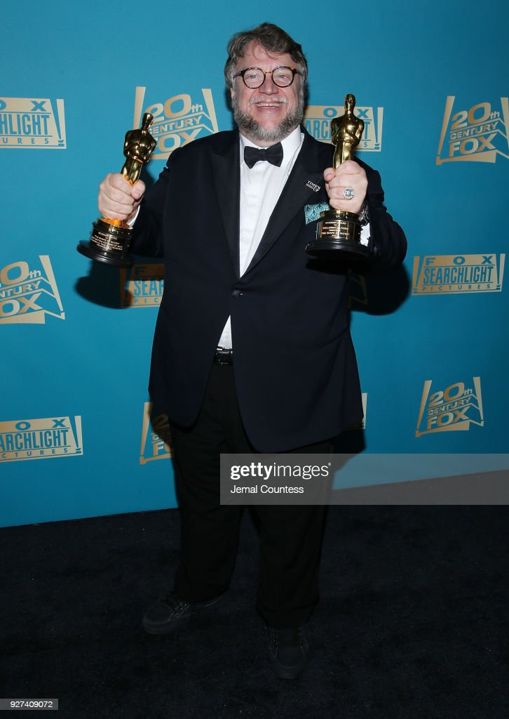 Director Guillermo del Toro attends the Fox Searchlight And 20th Century Fox Oscars Post-Party on March 4, 2018 in Los Angeles, California.