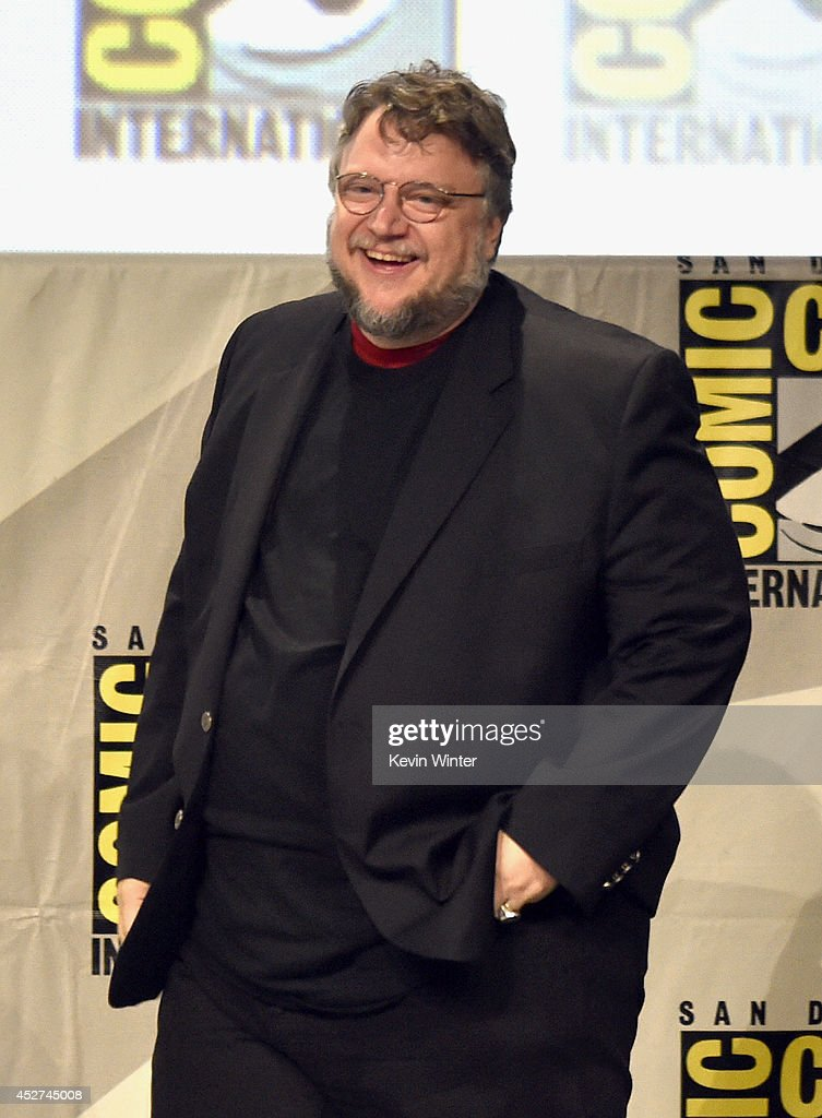 Legendary Pictures Preview And Panel - Comic-Con International 2014 : News Photo