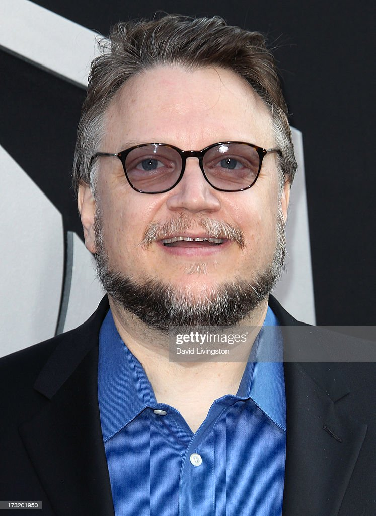 Director Guillermo del Toro attends the premiere of Warner Bros. Pictures and Legendary Pictures' 'Pacific Rim' at the Dolby Theatre on July 9, 2013 in Hollywood, California.