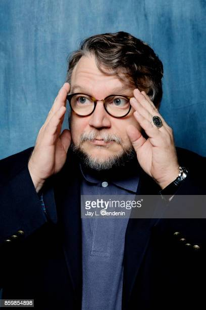Director Guillermo Del Toro from the film 'The Shape of Water' poses for a portrait at the 2017 Toronto International Film Festival for Los Angeles...