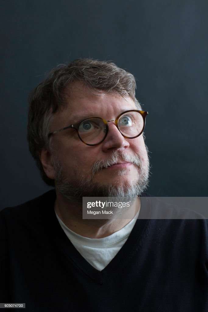 Guillermo Del Toro, The Wrap, February 9, 2018
