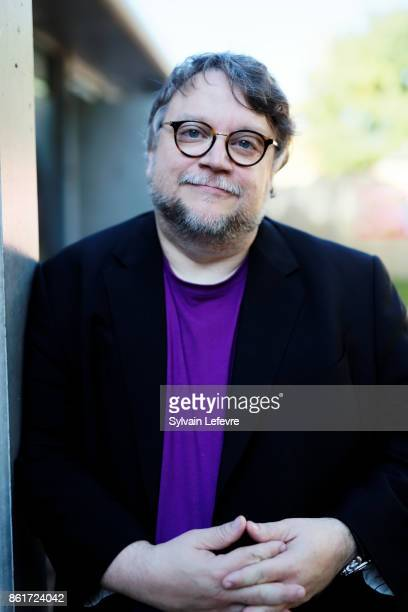 Director Guillermo del Toro poses at Lumiere Brothers Institut during day 2 of 9th Film Festival Lumiere on October 15 2017 in Lyon France