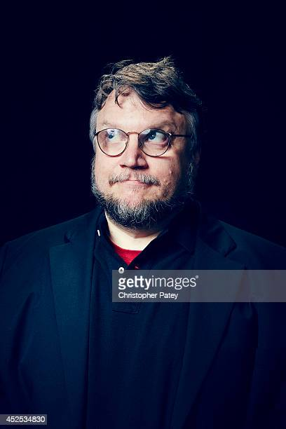 Director Guillermo del Toro poses for a portrait session at the summer Television Critics Association for the FX network on July 21 2014 in Beverly...