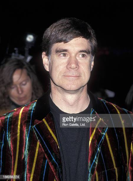 Director Gus Van Sant attending the premiere of 'Good Will Hunting' on December 2, 1997 at Mann Bruin Theater in Westwood, California.