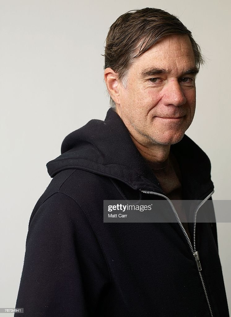 Director Gus Van Sant from the film 'Paranoid Park' poses for a portrait in the Chanel Celebrity Suite at the Four Season hotel during the Toronto International Film Festival 2007 on September 11, 2007 in Toronto, Canada.