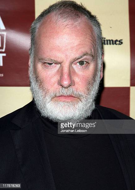 Director Guy Maddin attends 'The Seduction Of Ingmar Bergman' Premiere during the 2011 Los Angeles Film Festival held at John Anson Ford Amphitheatre...