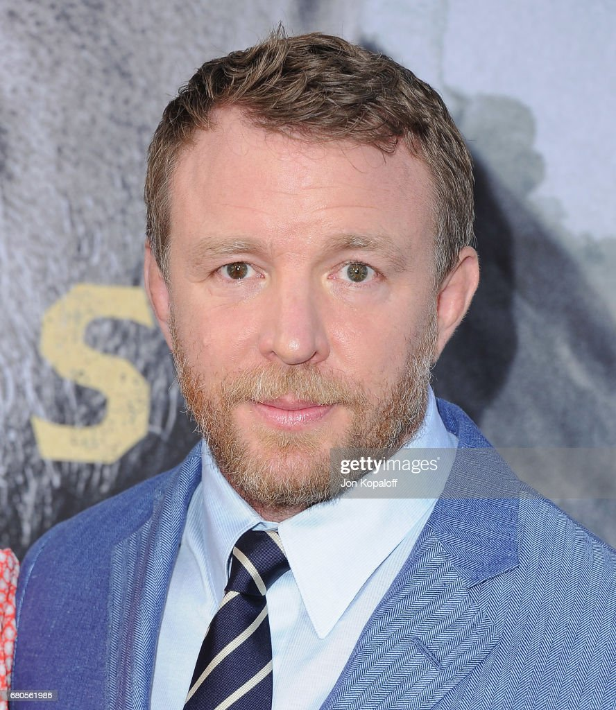 Director Guy Ritchie arrives at the Los Angeles Premiere 'King Arthur: Legend Of The Sword' at TCL Chinese Theatre on May 8, 2017 in Hollywood, California.