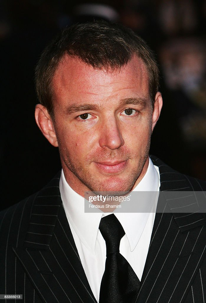 Director Guy Ritchie attends the World Premiere of 'RocknRolla' held at the Odeon West End, Leicester Square on September 1, 2008 in London, England.