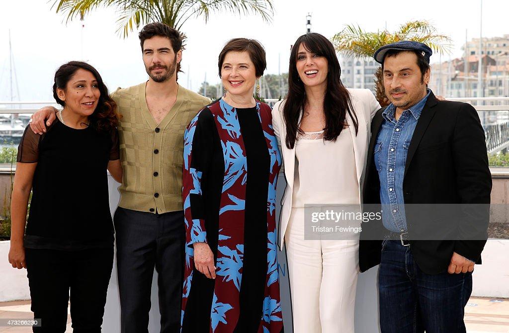 Jury Un Certain Regard Photocall - The 68th Annual Cannes Film Festival