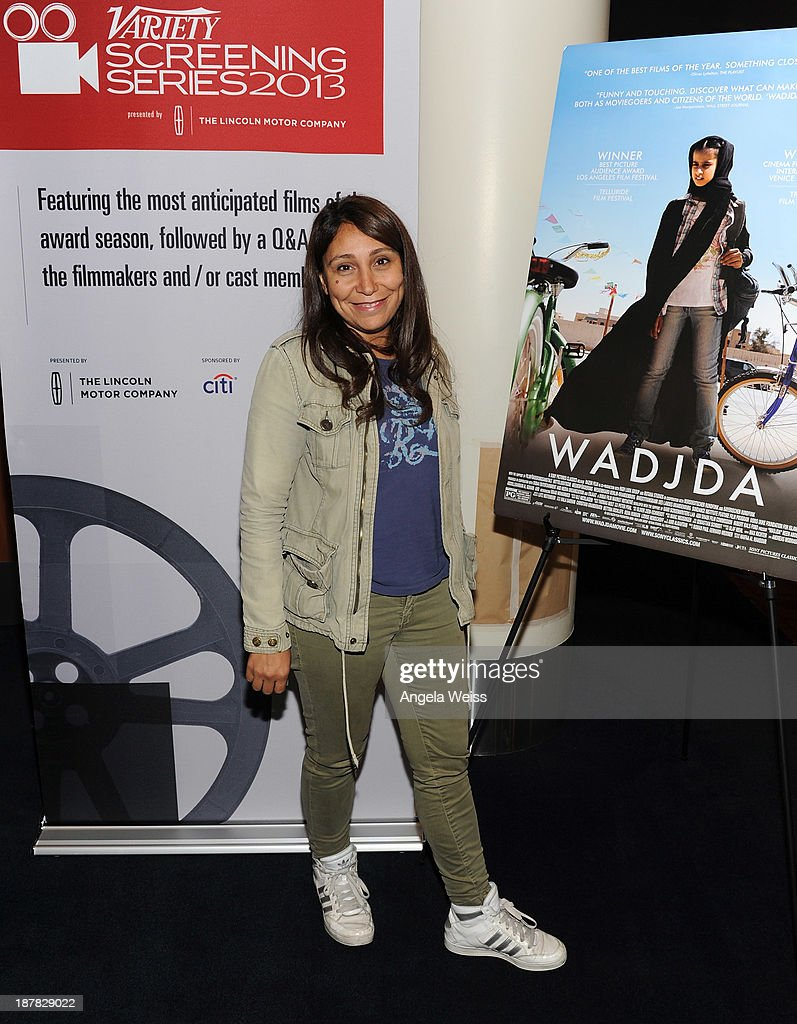 "2013 Variety Screening Series Presents Sony Pictures Classics' ""Wadjda"""