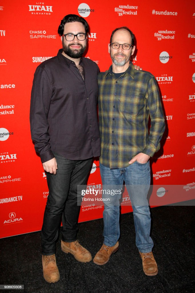 Director Haley and Co-Writer Marc Basch attend the Volunteer Screening Of 'Hearts Beat Loud' Premiere during the 2018 Sundance Film Festival at Park City Library on January 18, 2018 in Park City, Utah.
