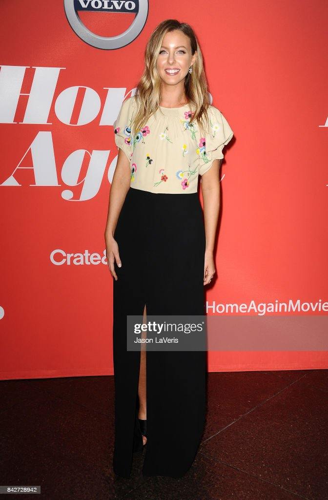 Director Hallie Meyers Shyer Attends The Premiere Of Home Again At