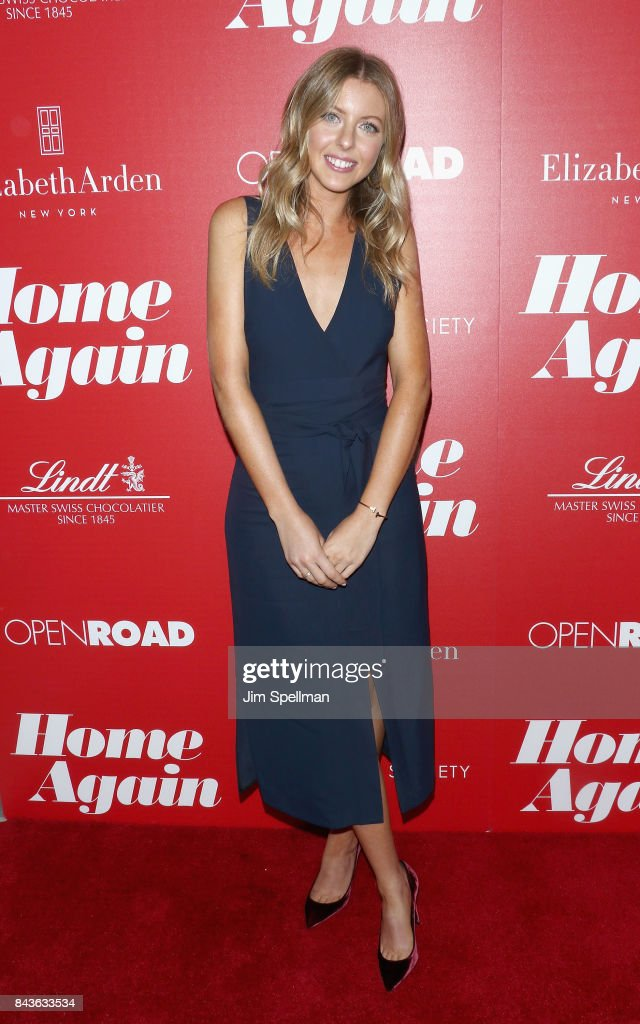 Director Hallie Meyers-Shyer attends the screening of Open Road Films' 'Home Again' hosted by The Cinema Society with Elizabeth Arden and Lindt Chocolate at The Paley Center for Media on September 6, 2017 in New York City.