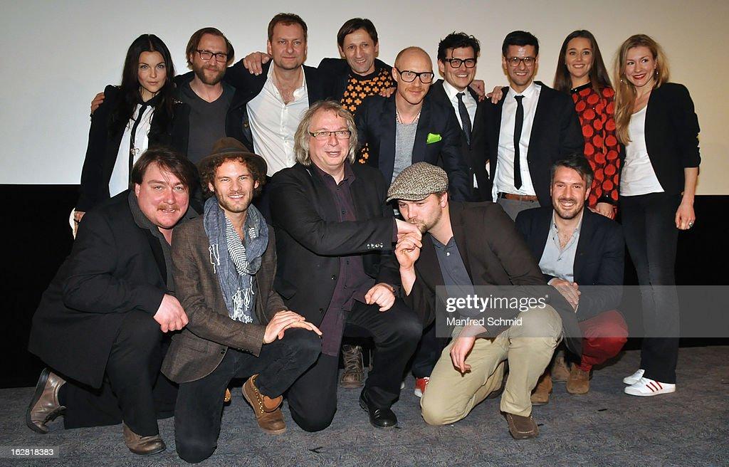 'Zweisitzrakete' Premiere - After Show Party : Fotografía de noticias