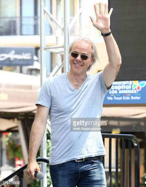 Director Harald Zwart attends Screen Gems Constantin Films' 'The Mortal Instruments City Of Bones' meet and greet at The Americana at Brand on August...