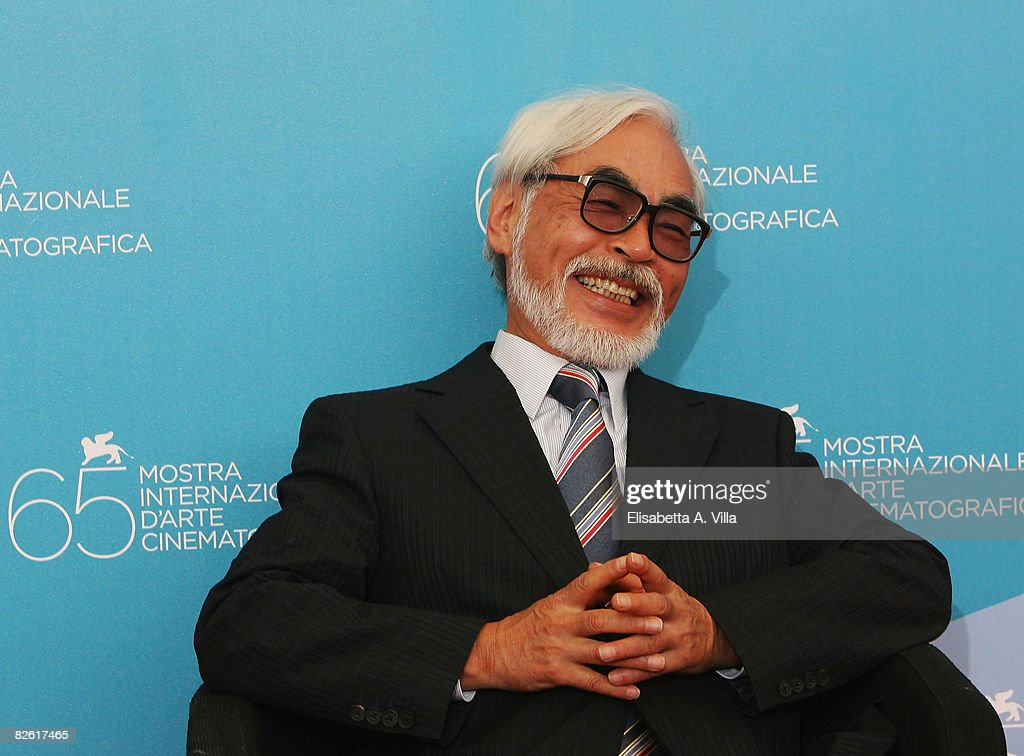 65th Venice Film Festival: Ponyo On The Cliff By The Sea - Photocall