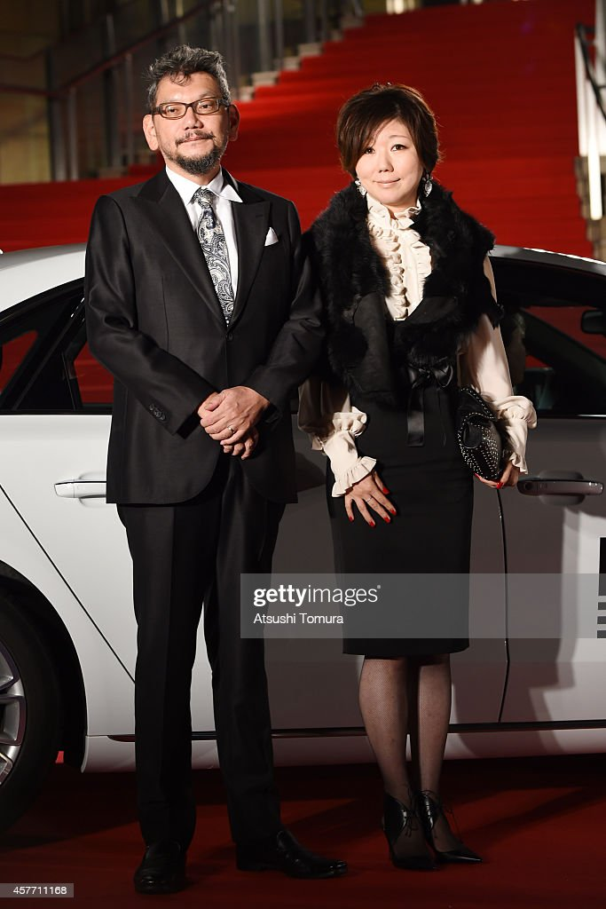 Opening Ceremony - Red Carpet - The 27th Tokyo International Film Festival : News Photo