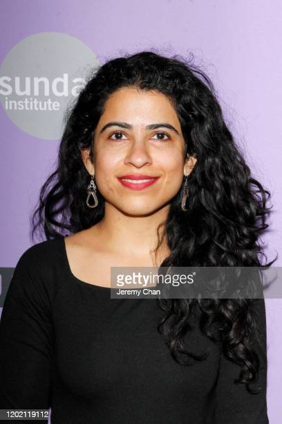 Director Hira Nabi attends the 2020 Sundance Film Festival Documentary Shorts Program 2 at Temple Theater on January 26 2020 in Park City Utah