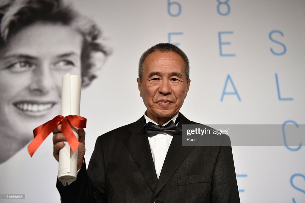 Palm D'Or Winner - Press Conference - The 68th Annual Cannes Film Festival : News Photo