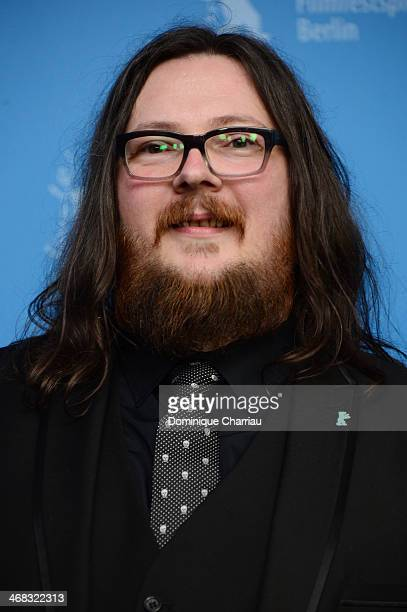 Director Iain Forsyth attends the '20.000 Days on Earth' photocall during 64th Berlinale International Film Festival at Grand Hyatt Hotel on February...