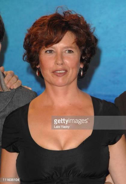 Director Iciar Bollain attends Mataharis premiere at the Kursaal Palace on September 21, 2007 in San Sebastian, Spain.