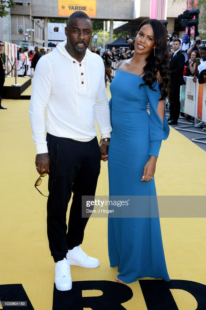 """Yardie"" - UK Premiere - VIP Arrivals"