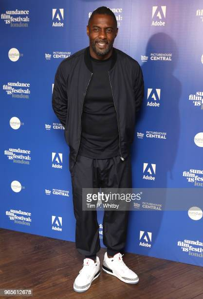 d29e1dc0253f Director Idris Elba attends the  Yardie  red carpet arrivals during the Sundance  Film Festival