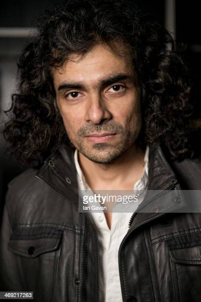 Director Imtiaz Ali by Photographer Ian Gavan for the Contour Collection poses during the 64th Berlinale International Film Festival at Glashuette...