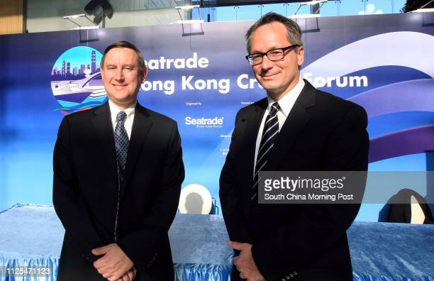 Director in Strategic Itinerary Planning and Scheduling for Silversea Cruises Ltd Michael Pawlus and Vice President in Commercial Development for...