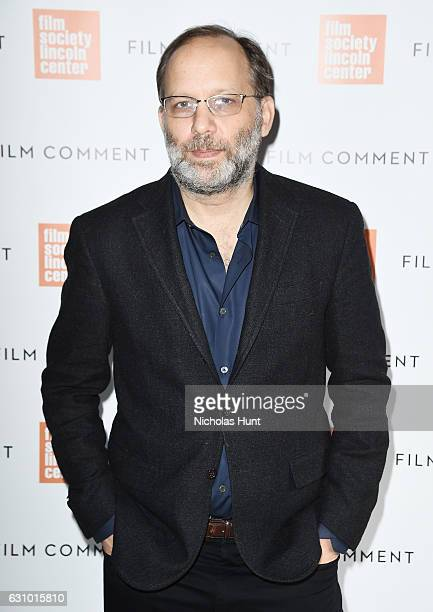 Director Ira Sachs attends the 2016 Film Society Of Lincoln Center Film Comment Luncheon at Scarpetta on January 4 2017 in New York City