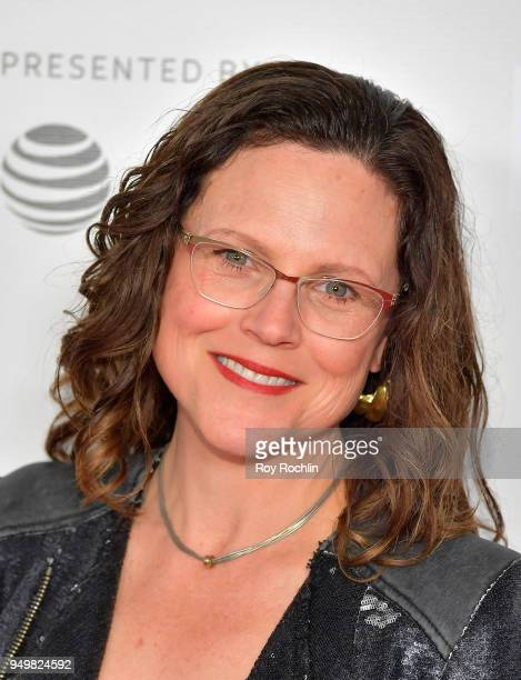 Director Irene Taylor Brodsky attends the Shorts Program Homeless The Soundtrack during the 2018 Tribeca Film Festival at Regal Battery Park 11 on...