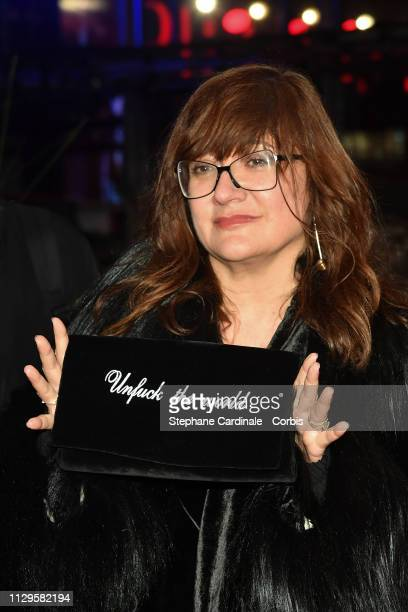 Director Isabel Coixet attends the premiere for the screening of the Netflix film Elisa Y Marcela during the 69th Berlinale International Film...