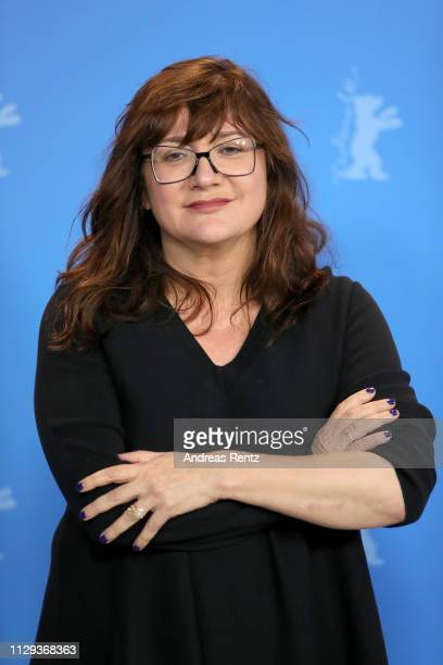 Director Isabel Coixet poses at the photocall for the Netflix film Elisa Y Marcela during the 69th Berlinale International Film Festival Berlin at...