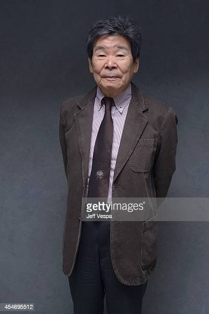 """Director Isao Takahata of """"The Tale of The Princess Kaguya"""" poses for a portrait during the 2014 Toronto International Film Festival on September 5,..."""