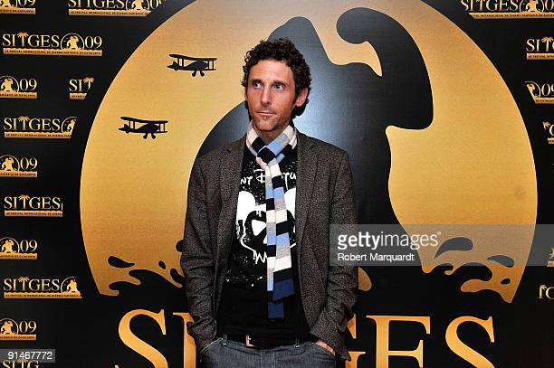 Director Ivan Engler attends the Gala Melies at the 42nd Sitges Film Festival on October 5 2009 in Barcelona Spain