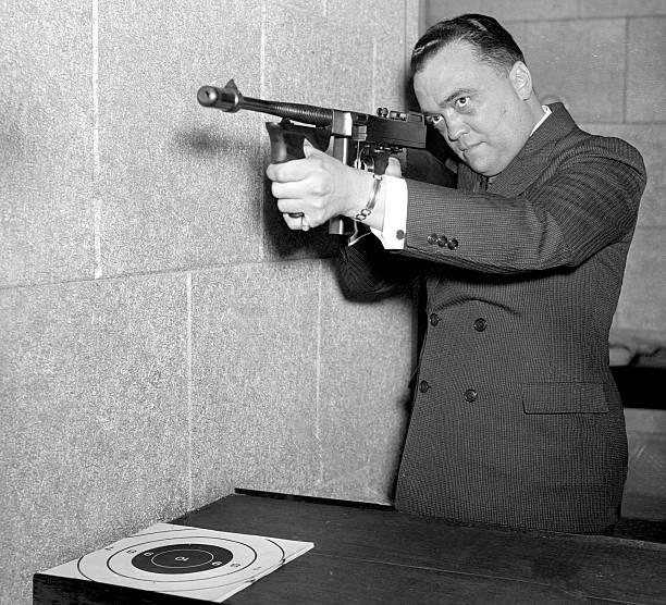 UNS: 1st January 1895 - Birth Of FBI Man J. Edgar Hoover
