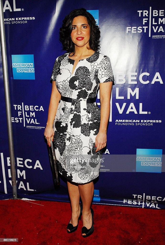 Premiere Of 'TiMER' At The 2009 Tribeca Film Festival : Fotografía de noticias