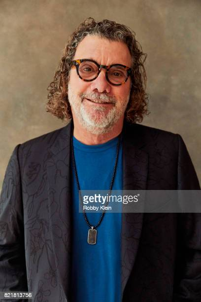 Director Jack Bender from ATT AUDIENCE's 'Mr Mercedes' poses for a portrait during ComicCon 2017 at Hard Rock Hotel San Diego on July 23 2017 in San...