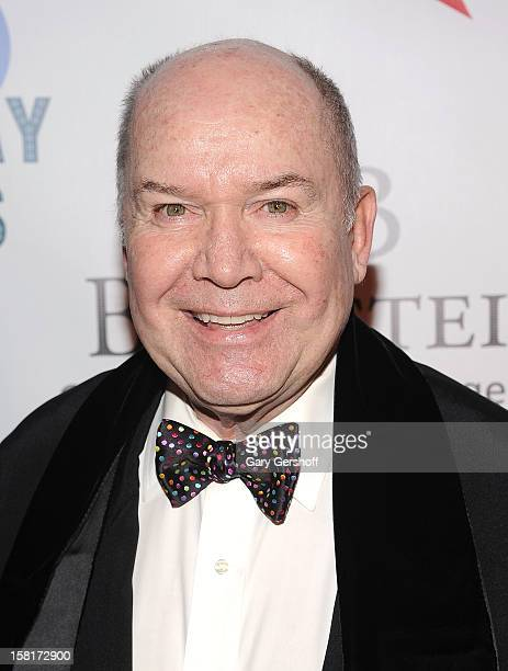 """Director Jack O'Brien attends the 2012 Broadway Dreams Foundation """"Champagne And Caroling"""" Gala at Celsius on December 10, 2012 in New York City."""