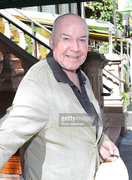 """Director Jack O'Brien attends the """"It's Only A Play"""" Cast Photocall at Joe Allen Restaurant on August 19, 2014 in New York City."""