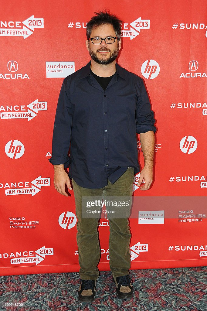 Director Jacob Kornbluth attends the 'Inequality For All' premiere at Prospector Square during the 2013 Sundance Film Festival on January 19, 2013 in Park City, Utah.