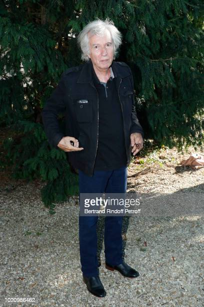 Director Jacques Doillon attends the 11th Angouleme FrenchSpeaking Film Festival Day One on August 21 2018 in Angouleme France