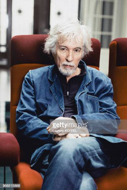 Director Jacques Doillon is photographed for Self Assignment on May 2 2017 in Paris France