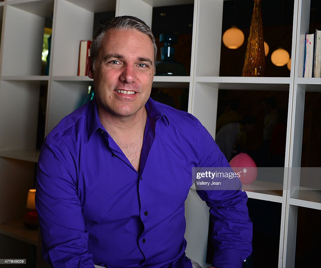 MIFF director Jaie Laplante poses for a portrait session during the Miami International Film Festival 2014 at The Standard on March 10, 2014 in Miami Beach, Florida.