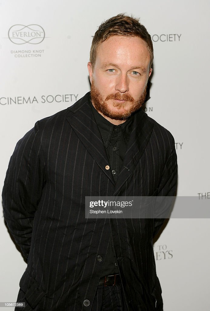 Director Jake Scott attends The Cinema Society & Everlon Diamond Knot Collection's screening of 'Welcome To The Rileys' on October 18, 2010 at the Tribeca Grand Hotel in New York City.