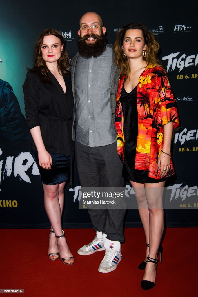 'Tiger Girl' Berlin Premiere