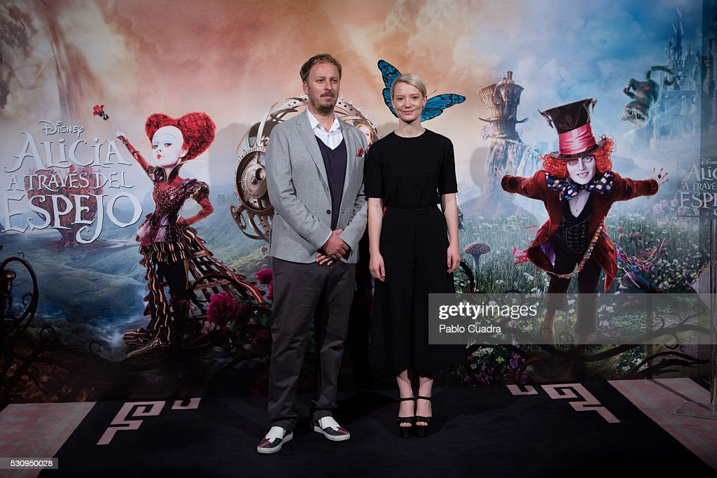 'Alice Through The Looking Glass' Madrid Photocall