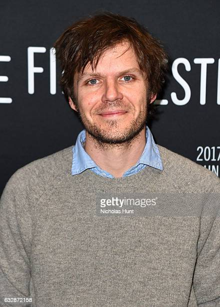 Director James C Strouse attends the The Incredible Jessica James Premiere during the 2017 Sundance Film Festival at Eccles Center Theatre on January...